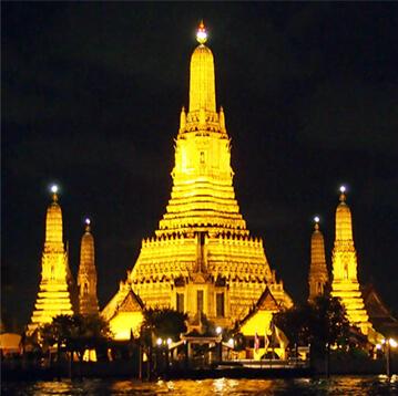 Bangkok sights and trip
