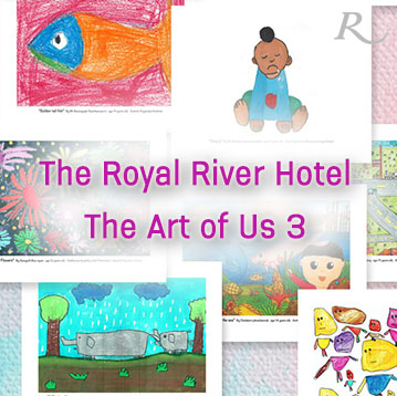 The Royal River Hotel X The Art of Us 3